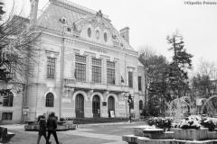 Fosta Prefectura din Botosani, actualul muzeu judetean