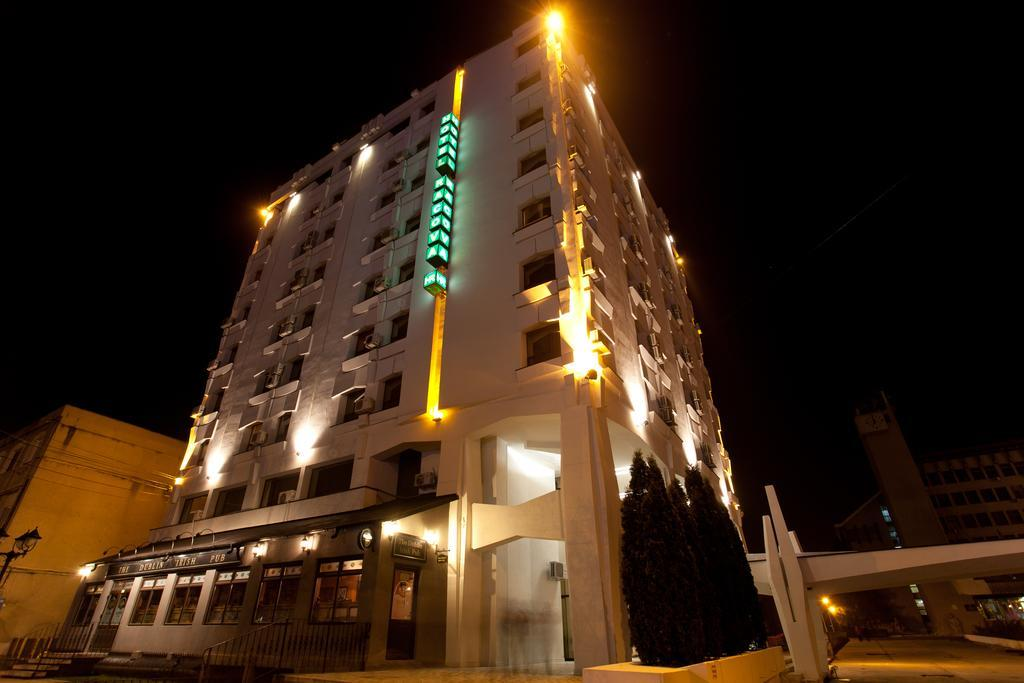 Exterior Hotel Racova Vaslui