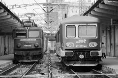 trenuri in gara iasi
