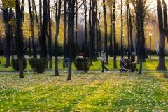 toamna in Parcul Copou Vaslui
