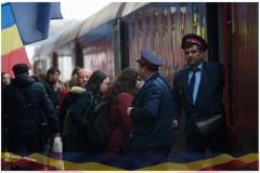 Controlorii Trenului Unirii