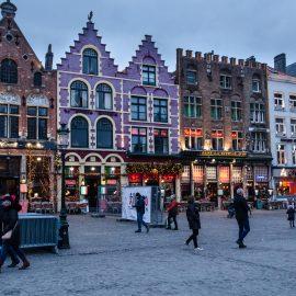 "Superbul oras medieval al Belgiei ""Bruges"""