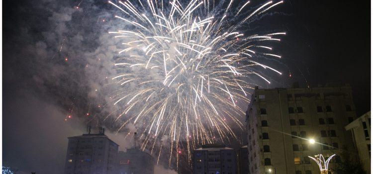 artificii revelion in vaslui