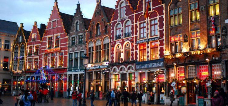 Calatorie catre Targul de Craciun din Bruges