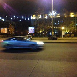 In Bucuresti dupa ora 23