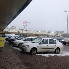 Strip Mall Vaslui, doua luni intarziere fata de termenul initial
