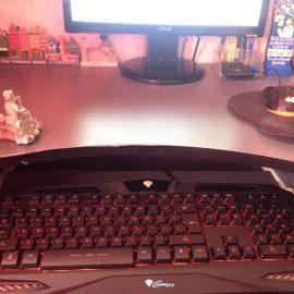 Review tastatura de gaming Genesis RX39