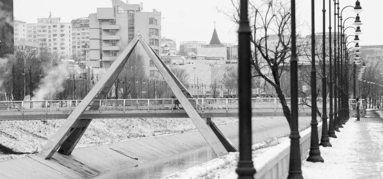 pod peste Bahlui