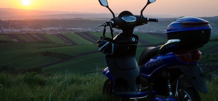 Update! Bicicleta Electrica de tip 'Scuter' Tornado 900 Premium