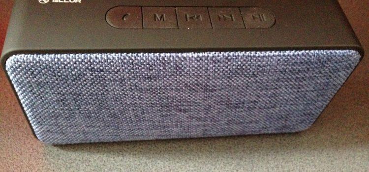 Boxa portabila Bluetooth-Fm Tellur Lycaon 10w