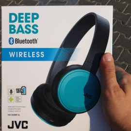 Review: Casti bluetooth JVC HA-S30BT-A