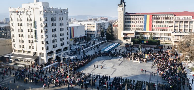 Parada militara 1 decembrie 2018 Vaslui