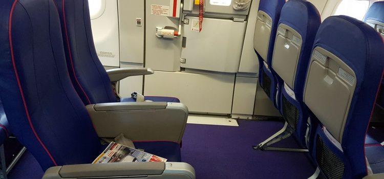 """Wizzair scumpeste locurile """"la alegere"""" din avion!"""
