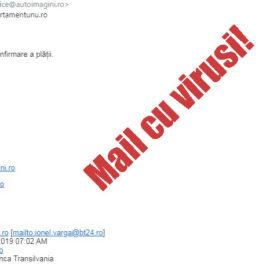 Atentie la atasamentele din mailuri! O noua metoda de a infecta pc…