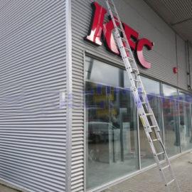 KFC va deschide un restaurant la Vaslui